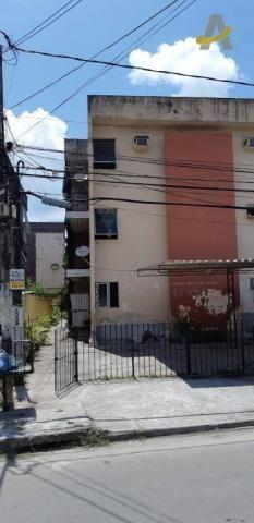 Apartamento com 2 dormitórios para alugar, 90 m² por R$ 800,00/mês - Janga - Paulista/PE - Foto 2