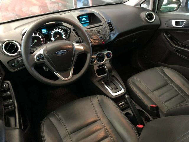 New Fiesta 1.6 SE PowerShift Automático 2014 Completo - Foto 7