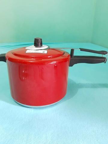 Panela de pressão 7 litros