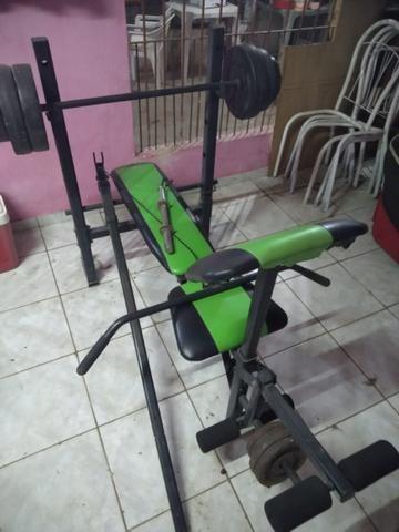 Equipamento de musculação / ginástica - Foto 2
