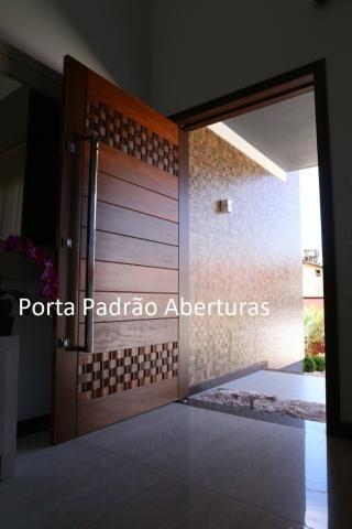 Porta de madeira maciça - Foto 5