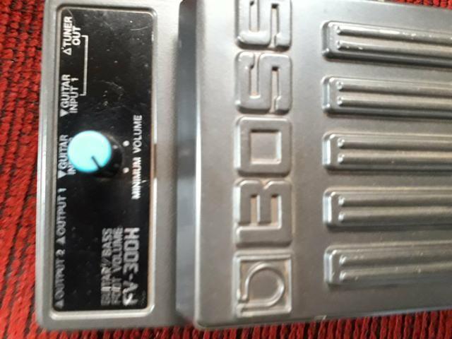 Pedal de volume BOSS FV-300 - Foto 3