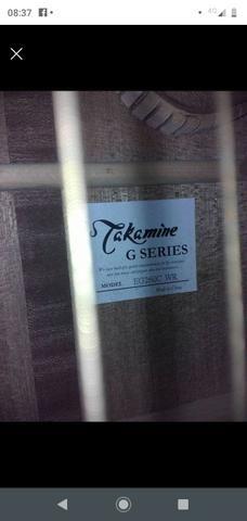 Violão Takamine Eg 260 - Foto 2