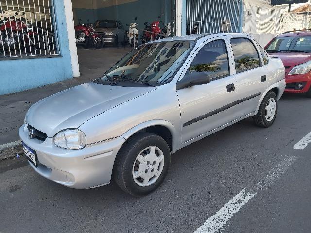 Corsa Classic Sedan 4Portas Ano: 2004*Entrada R$ 2.900 + 12xSem Juros no Cartão - Foto 2