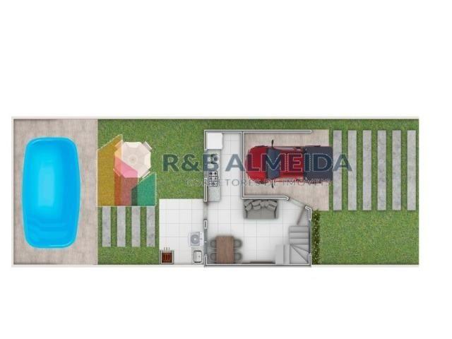 R2/ Simplesmente vai ficar linda, faça já seu projeto, reserva sua casa ainda na planta!!! - Foto 2