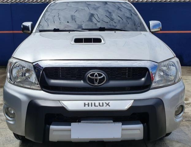 Hilux 2009 3.0 SRV Diesel Venha Conferir - Foto 5