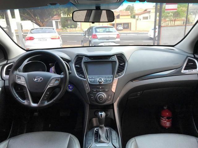 HYUNDAI SANTA FÉ 2013/2014 3.3 MPFI 4X4 V6 270CV GASOLINA 4P AUTOMÁTICO - Foto 8