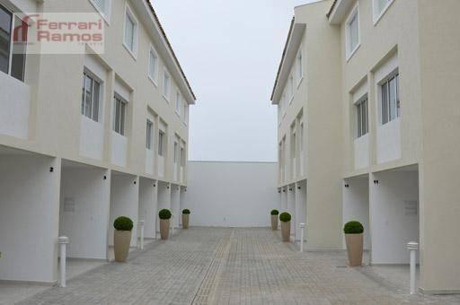 Sobrado com 3 dormitórios à venda, 112 m² por r$ 569.900,00 - vila santa clara - são paulo - Foto 2