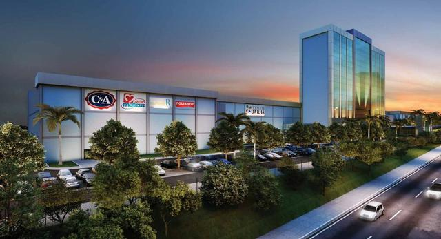 Salas Comerciais no Shopping da Ilha // Completa Estrutura Condominial // 32m² - Foto 2