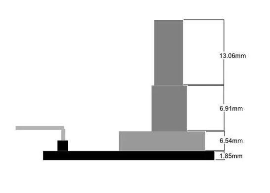 COD-AM87 Encoder Decoder Rotacional Potenciometro Arduino Automação Robotica - Foto 4