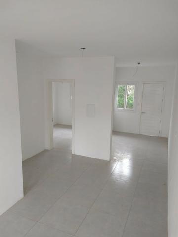 Baixou, pra 149 mil, casa de 2 quartos pronta!!!! - Foto 9
