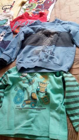 Malote de roupas menino - Foto 3