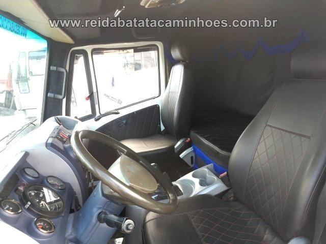 Agrale 9200 MWM Turbo Intercooler Cabine Leito Baú 6,20m - Foto 9