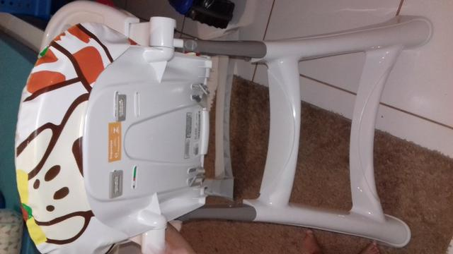 Vendo cadeira de alimentação - Foto 4