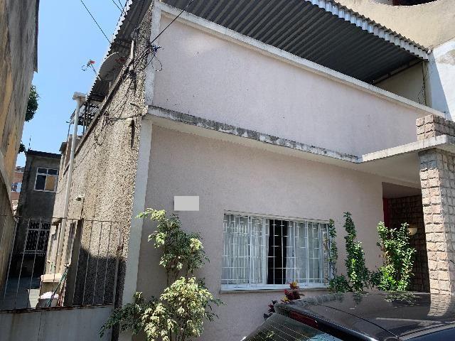 Ótima Casa Olaria Frente de Rua com Terraço e Anexo nos Fundos