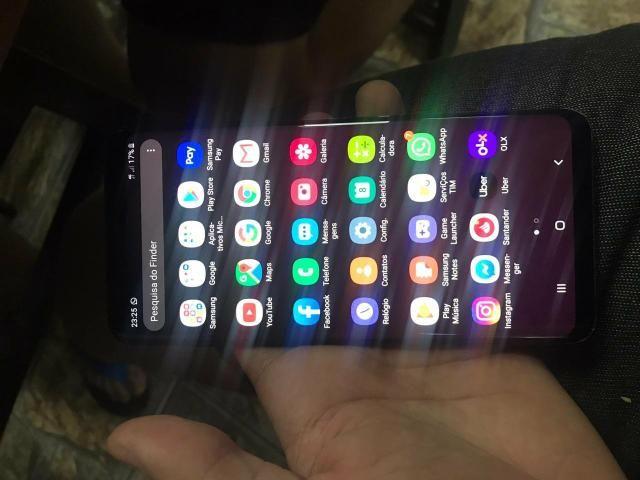 Galaxy s9 plus 128gb trocoo por iphone 7 128gb