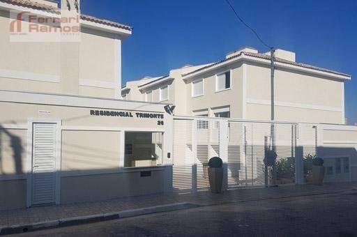 Sobrado com 3 dormitórios à venda, 112 m² por r$ 569.900,00 - vila santa clara - são paulo