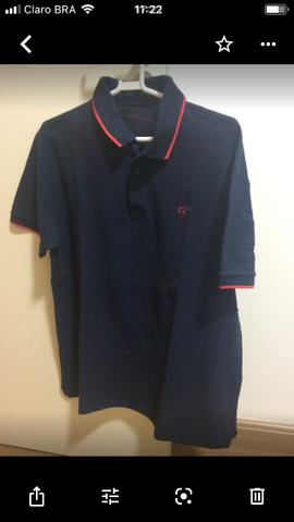 Camisa polo Buckman M
