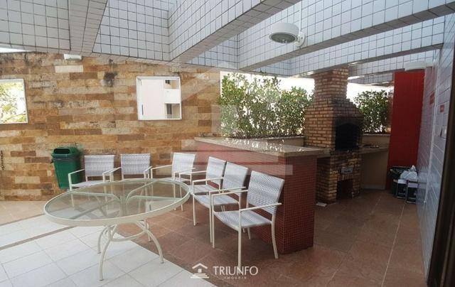 (HN) Mirante do Parque no Cocó com 83m² - Sala Ampliada - Vista Parque = - Foto 12