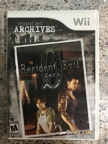 Resident Evil Zero - Nintendo Wii - Foto 2
