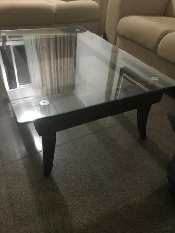 Mesa de Centro com Vidro - Foto 3