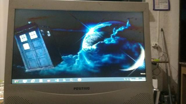 Monitor Led 15 polegadas positivo - Foto 2