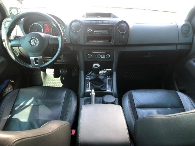 ''Oportunidade!!! Amarok 2.0 4x4 Diesel 2011-2012 completa'' - Foto 6