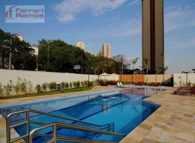 Apartamento com 3 dormitórios à venda, 72 m² por r$ 425.000,00 - vila augusta - guarulhos/ - Foto 12