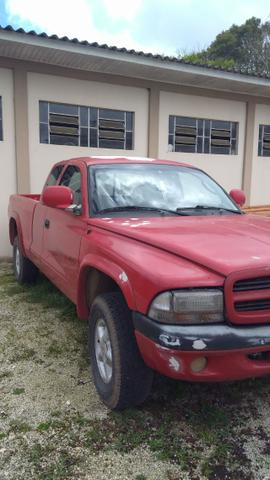 Dodge enrolada V8