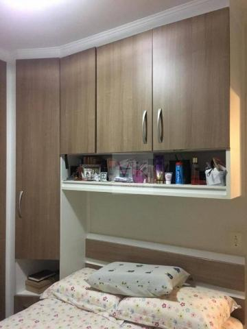 Apartamento com 3 dormitórios à venda, 65 m² por r$ 259.990,00 - jardim pacaembu - valinho - Foto 4