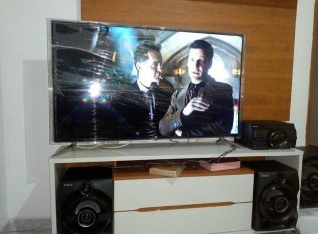 SmarT TV 55 Samsung completa - Foto 3