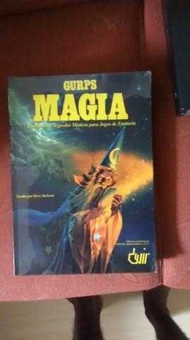 Livros de RPG Gurps - Foto 6