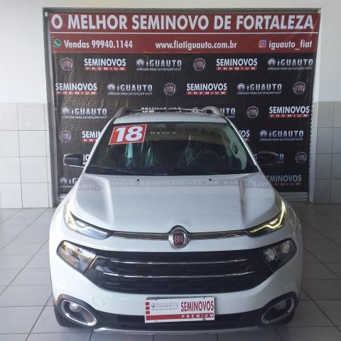 FIAT TORO 2017/2018 2.0 16V TURBO DIESEL VOLCANO 4WD AUTOMÁTICO