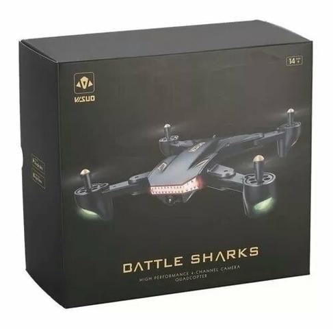 Drone visuo 3 bateria - Foto 2