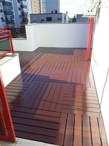 Construção civil/deck pergolado - Foto 4
