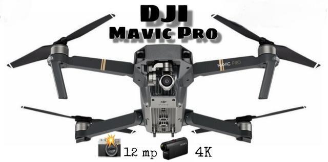 Fotos/Vídeos com Drone