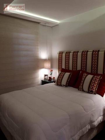 Apartamento com 3 dormitórios à venda, 92 m² por r$ 699.000 - vila augusta - guarulhos/sp - Foto 4