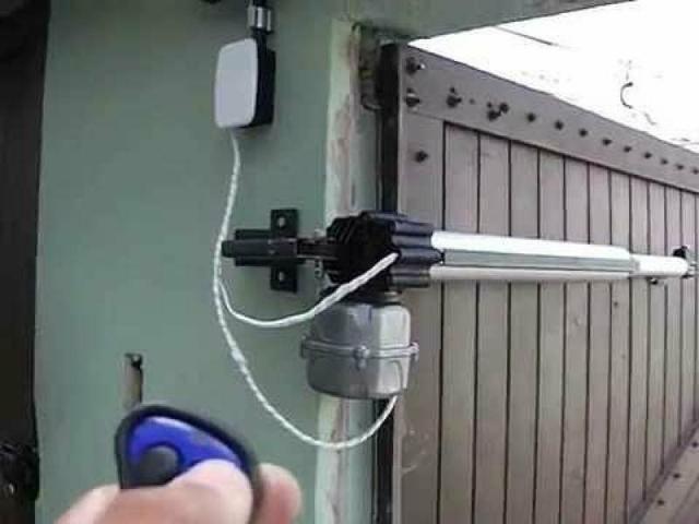 Instalador de Portão Automático, Interfones , Manutenção - Foto 3