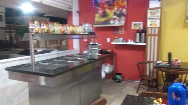 Vendo padaria com self-service
