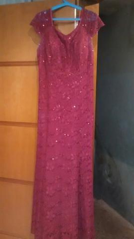 Vendo vestido de festa - Foto 2