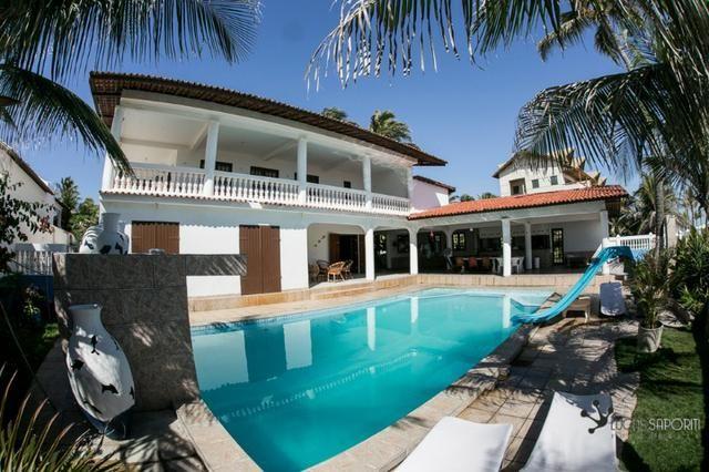Casa Villa Branca frente mar no Cumbuco - Foto 2