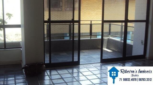 Apartamento 3/4, suite e varanda vista mar, Costa Azul - Foto 7