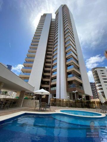 Apartamento à venda, 112 m² por R$ 1.090.000,00 - Meireles - Fortaleza/CE - Foto 2