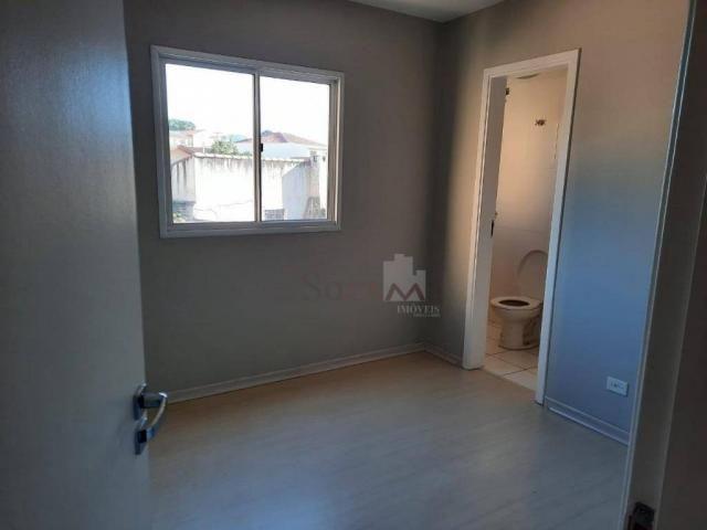 Apartamento para alugar com 3 quartos por R$ 1.100/mês + Taxas - Sítio Cercado - Curitiba/ - Foto 14