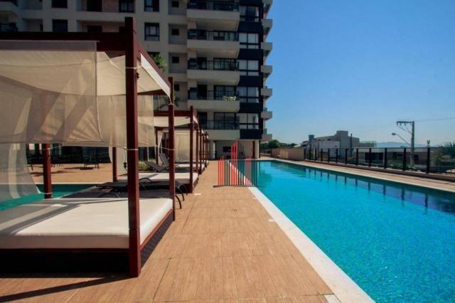 Apartamento com 2 dormitórios à venda, 92 m² por R$ 803.397,62 - Balneário - Florianópolis - Foto 2