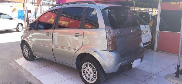 Fiat Idea 1.4 2012 Completo Com GNV, ENT+48×580 - Foto 4