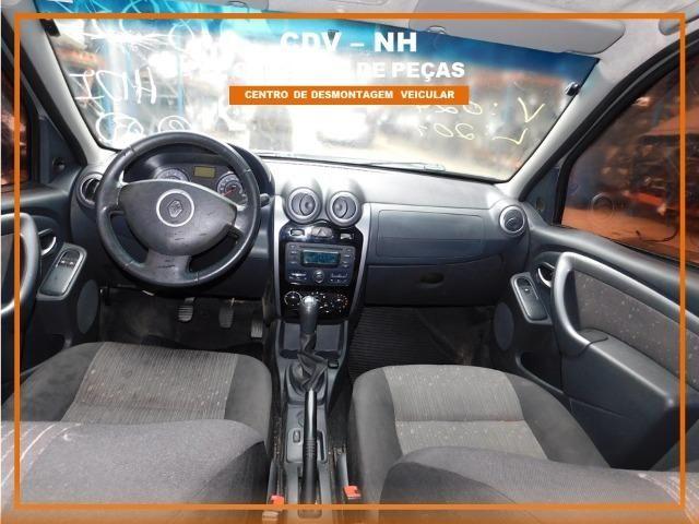 Sucata Renault Logan 1.6 106cv Flex 2013 (Somente Peças) - Foto 8