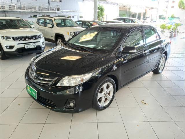 Toyota Corolla XEI 2.0 blindado 2012