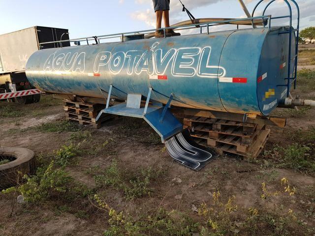 Tanque Pipa para caminhão 10.000 litros - Foto 5