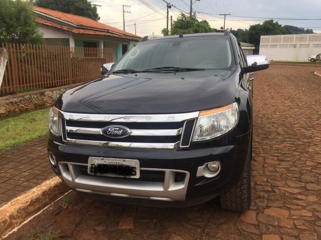 Ranger limited 2013 90.000 ou troco por ranger limited 2017